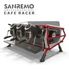 SANREMO CAFE RACER RACING 三孔營業用咖啡機 220V